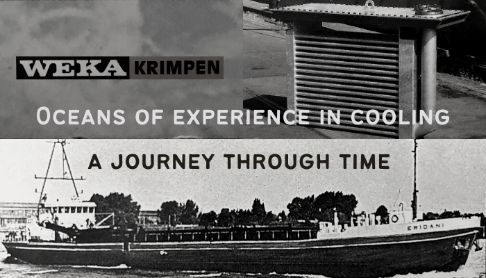 Oceans of experience in cooling – a journey through time