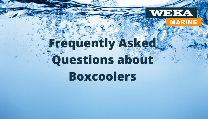 Frequently asked questions about boxcoolers
